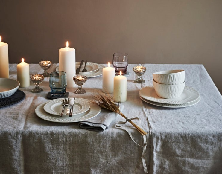 Festive tablescapes - How to dress your dining table for Christmas
